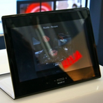 Android Powered Italian Beauty AlessiTAB Wants To Be Your Tablet… errr… Ultimate Kitchen Device