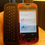 T-Mobile MyTouch Slide/Espresso Appears In The Wild