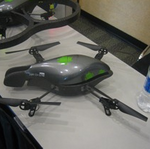 The Awesome Android Controlled Parrot AR Drone Release Date And Price To Be Announced On June 15th At E3