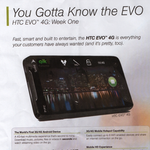 HTC EVO 4G Flyer Scans From The Upcoming 4 Week RadioShack Advertising Campaign