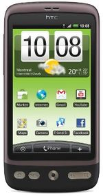 HTC Desire Headed To Canada On Telus