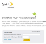 Rumor: Android/WebOS Phones To Be Allowed On Sprint SERO Plans After October 1st, 2010