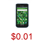 Deal Alert: T-Mobile Samsung Vibrant Free (OK, Fine - $0.01) On Amazon.com For New Customers
