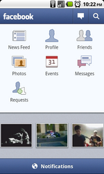Facebook For Android Updated To Version 1.3 - Now With Less Suck