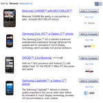 """Google Unveils """"Phone Gallery"""", Aims To Help Us Discover and Compare All Android Devices With Google Services"""