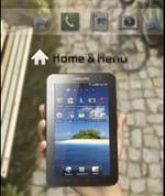Official Samsung Galaxy Tab UI Walkthrough [Video]
