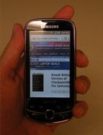 Samsung Intercept Coming To Virgin Mobile USA