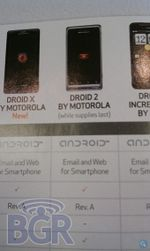 Droid 2 World Edition To Make Droid 2 Obsolete? Already?