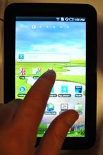 Rumor: BGR Says Sprint's Samsung Galaxy Tab To Launch November 14 For $400 On Contract