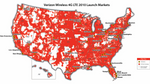 Verizon To Launch 4G LTE In 38 Major Metropolitan Areas, 60 Airports By The End Of 2010