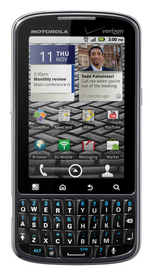 Verizon's Motorola Droid Pro To Launch On November 18th For $180, Presale Starts November 9th