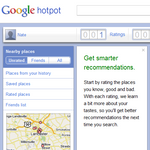 Google Maps For Android v4.7 Adds Support For The New Google Hotpot Recommendation Engine, Guns Straight For Yelp