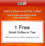 Yelp Android App v2.5 Introduces Check-in Offers