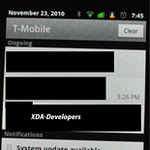 [Updated] New Leaked Photos Of Samsung Nexus S Running Gingerbread Show Up, Blurrycam Style
