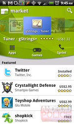 Android Market Updates Continue With New Application And Game Categories