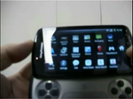 Sony Ericsson's PlayStation Phone ZEUS Z1 Makes Surprisingly Clear Appearance On YouTube