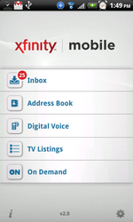[Quick Hands-On] Comcast Xfinity App Now Live In The Android Market