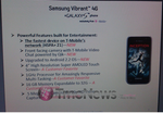 Samsung Vibrant 4G Is Coming To T-Mobile With A Front-Facing Camera, Full 21Mbps HSPA+, And Froyo