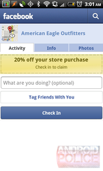 Facebook For Android Adds Deals - Here Is How To Find Them