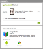 Hello, Literature: Books Page Goes Live On Android Web Market