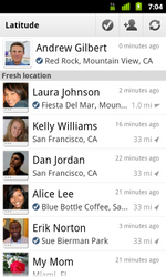 Google Maps Update To 5.1 Brings Check-In System Through Latitude