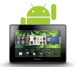 RIM's Upcoming BlackBerry PlayBook Tablet Rumored To Support Android Apps, Again