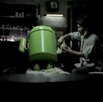 "[Update: Aired During The Super Bowl] Sony Ericsson's Leaked Xperia Play Commercial Redefines ""Creepy"""