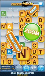 Zynga Releases Words With Friends For Android