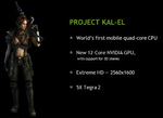 NVIDIA Reveals Project Kal-El: A Quad-Core CPU For Mobile Devices, Coming To Tablets By August 2011, Phones By Christmas