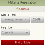 Yelp Update Brings OpenTable Integration - Make Reservations Straight From The App