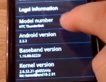 Video: CyanogenMod 7 (Gingerbread) Gets Unofficially Booted On HTC Thunderbolt, Not Yet Usable
