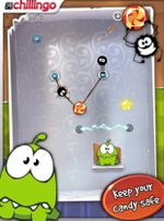 ZeptoLab Releases Video Teaser Of Cut The Rope For Android - Coming Soon To The Market Near You