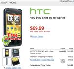 [Deal Alert] RadioShack Selling HTC EVO Shift 4G for $69.99 For New Users