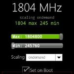 HTC ThunderBolt Gets Overclocked To A Mind-Blowing 1.8GHz, Achieves Stunning Quadrant Scores