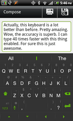 Latest SwiftKey Keyboard Beta Hits VIP Members, Offers Much Improved Prediction And Finally Adds Option For Arrow Keys