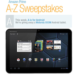 [Free Stuff Alert] Amazon Is Giving Away 8 Motorola XOOM Wi-Fi Tablets