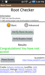 [Instructions] How To Root The Verizon Samsung Droid Charge