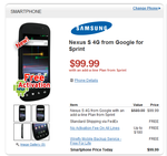 [Deal Alert] Samsung Nexus S 4G For $99 From Wirefly