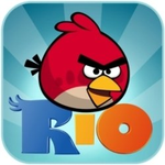 Your Latest Angry Birds Fix Is Here - The Beach Volley Update To Rio Now In The Amazon Appstore