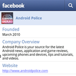 Facebook For Android Updated To v1.6, Brings Pages, Video Uploads, And News Feed Improvements