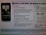 [Update: Manual Update June 3rd!] [Update 2: Confirmed!] HTC EVO 4G To Get Official Gingerbread OTA Update On June 6th
