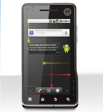 Cincinnati Bell Releases Froyo For The Motorola Milestone XT720, And It's Pre-Rooted