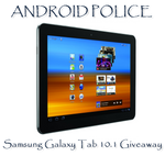 [Giant Giveaway #3] Win A Free Samsung Galaxy Tab 10.1 Honeycomb Tablet For Doing Close To Nothing!