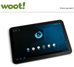 [Woot.com Deal Of The Day] Motorola XOOM Wi-Fi 32GB For $399.99