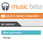 Google Adds Invites To Google Music Beta - Time To Invite Your Music-Hungry Friends (U.S. Only For Now While In Beta)