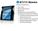 Exclusive: Kyocera Echo Gingerbread Update Coming Starting August 1