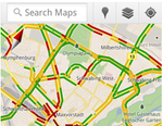 Google Maps Adds Live Traffic Coverage For 13 European Countries