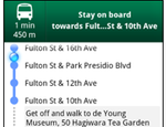 [Updated x2] Google Maps Updated To Version 5.7, Brings Public Transit Navigation, Downloadable Maps, Other Improvements
