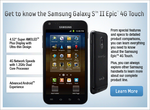 [Updated: Full Specs Added] 4.52-Inch Samsung Galaxy S II Epic 4G Touch For Sprint Revealed Ahead Of Today's Event