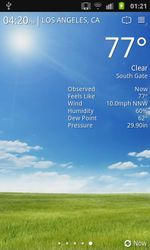 Blackberry App Developer Bellshare Brings BeWeather To Android - Looking For Beta Testers